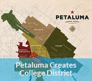 Petaluma College District