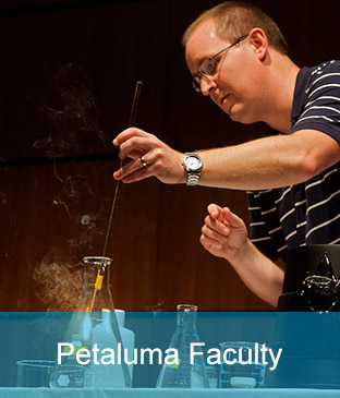 Petaluma SRJC faculty