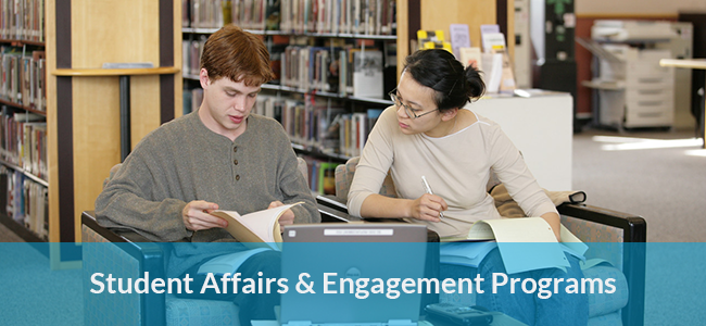 Student Affairs and Engagement Programs